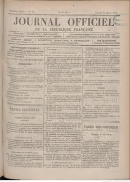 Rapport sur une tournée faite dans l'île de Tahiti et sur l'atoll de Anaa (1873)