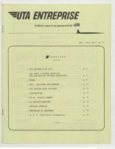 Air Polynésie en 1976