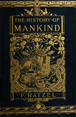 The history of mankind (1896)
