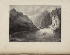 Baie de Tchitchagoff – Nuku Hiva – Atlas de Krusenstern (1821)