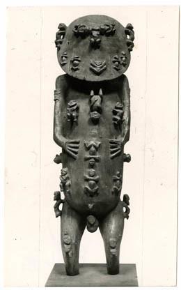 Statuette de A'A (1920)