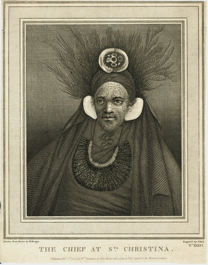 Chef de Sainte Christine – Tahuata (1777)