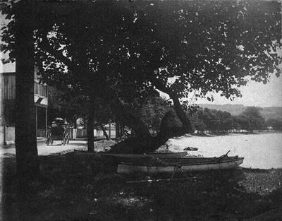 Quartier Paofai et front de mer (1892)