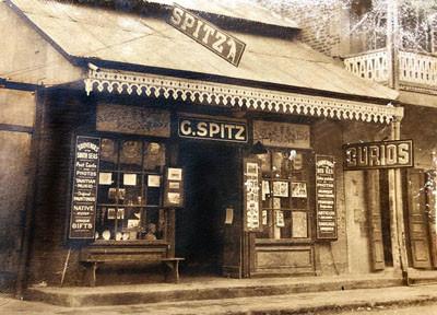 The Spitz Curios Store (1930)