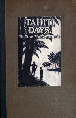 Tahiti days (1920)