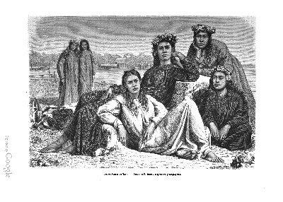 Jeunes femmes de Tahiti (1876)