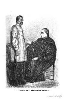 La reine Pomare et son mari Ariifaaite (1876)