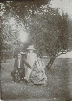 La reine de Rimatara : Tamaeva V (1905)