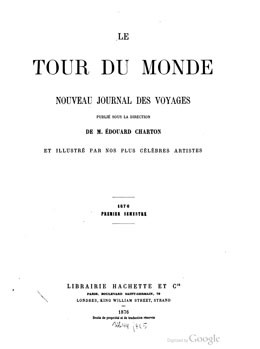 Souvenirs du Pacifique (1876)