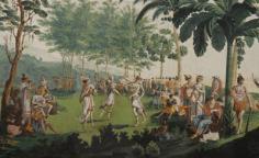 Les sauvages de la mer du Pacifique – La danse d'Otahïti (1804)