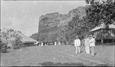 Village de Maupiti