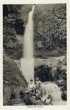 Cascade de Fautaua