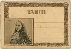 Dépliant de cartes postales Noho & Baie d'Opunohu – Moorea