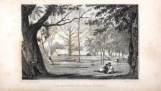 Tombe de Pomare à Papa'oa (1833)