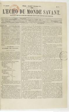 Archipel de Mangareva – Partie II (1844)