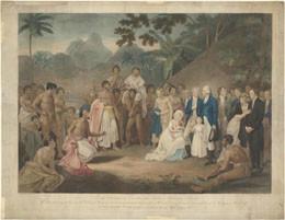 Cession du district de Matavai pour l'usage des missionnaires (1790)