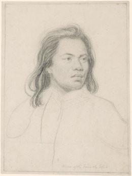 Omai of the Friendly Isles (1774)