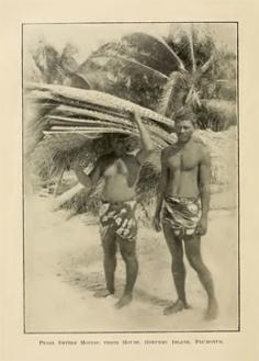 Pêcheurs de perles de Hikueru (1916)