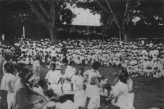 Fête du Tiurai à Tahiti (1919)