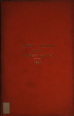 Pacific islands : Sailing directions for the Tubuai, Cook and Society… (1885)