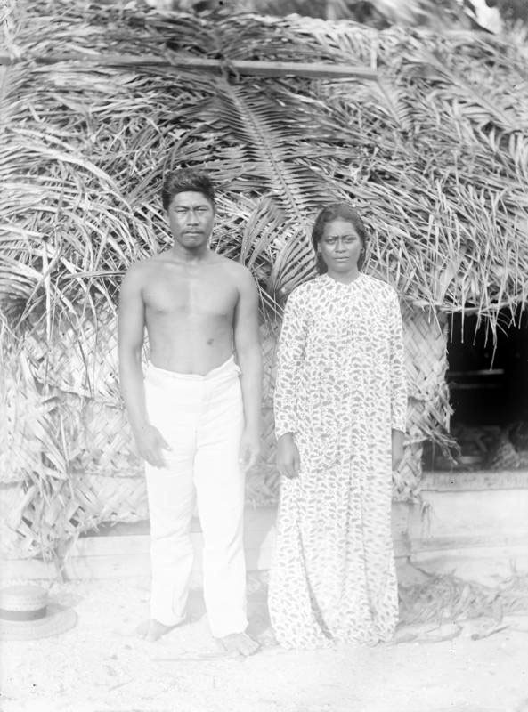 Couple de Fakarava (1884)