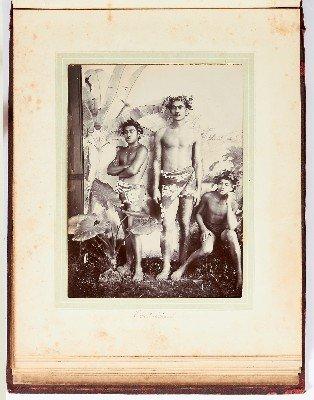 Trois Tahitiens (1887)