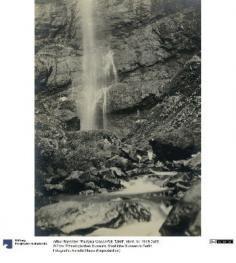 Cascade de la Fautaua (1896)
