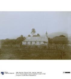 Eglise à Taravao (1896)