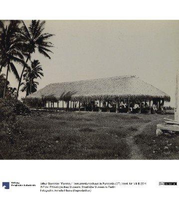 Chefferie de Punaauia (1896)