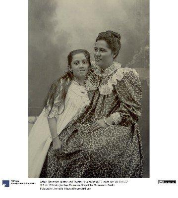 Mère et sa fille (1905)