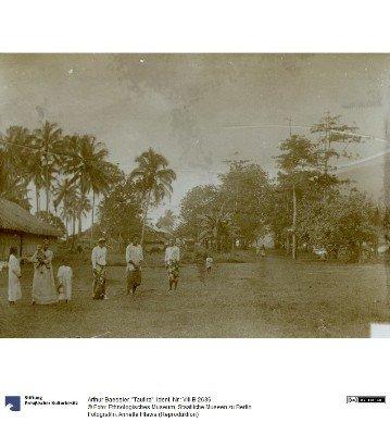 Village de Tautira (1896)