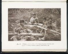 Travail du bambou pour la construction et l'artisanat (1880)