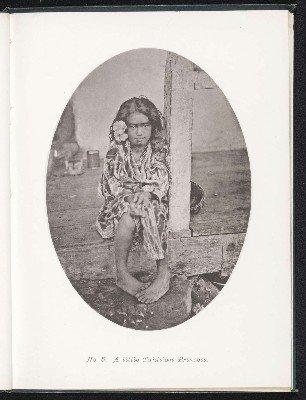 Petite fille tahitienne (1880)