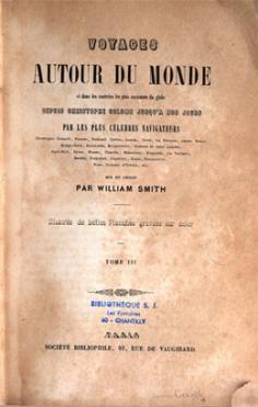 Voyages autour du monde et dans les contrées les plus curieuses du globe, depuis Christophe Colomb jusqu'à nos jours (1841)