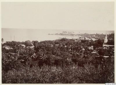 Baie de Papeete (1886)