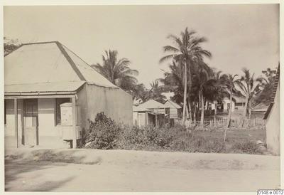 La ville se construit (1886)
