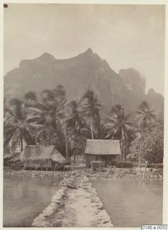 Habitations en bord de mer (1886)