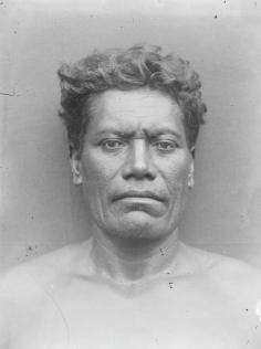Portrait d'un Marquisien de Nuku Hiva (1884)