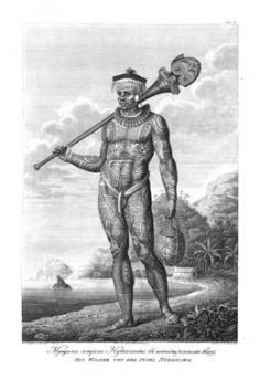 Un homme de Nuku Hiva (1814)