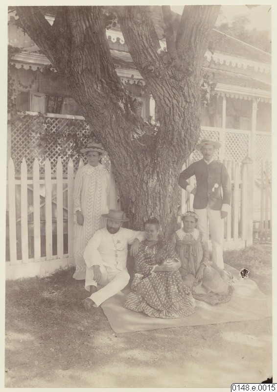 Notables tahitiens (1886)