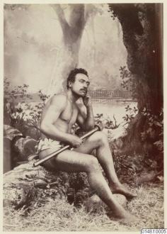 Marquisien tatoué (1886)