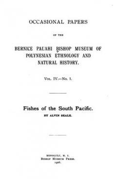 Fishes of the South Pacific (1911)