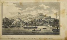Madisonville in Massachusetts bay (Taiohae) à Nuku Hiva (1815)