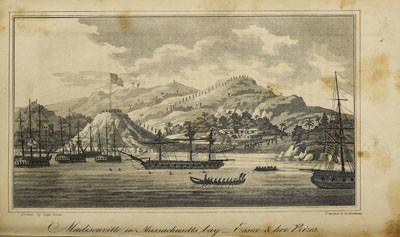 MadisonvilleinMassachusettsbay (Taiohae) à Nuku Hiva (1815)