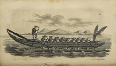 Pirogue de guerre (1815)