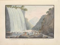 Cascade et rivière Tuauru (1792)