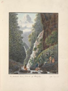 Aux abords de la rivière Tuauru (1792)