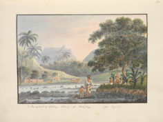 In the district of Oparrey (1792)
