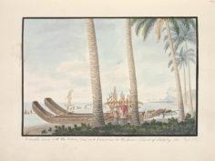 Pirogue double de Tahiti (1792)