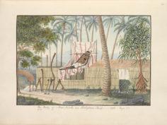 Corps du chef tahitien Mow-Oroah (1792)
